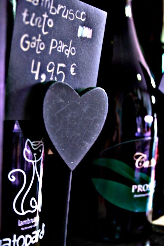 Vinos italianos en La Alacena