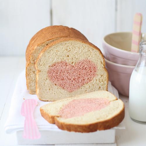 Pan de molde elaborado por La Receta de la Felicidad