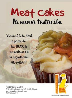 LA NUEVA TENTACION : MEAT CAKES
