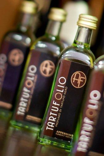 aceite de trufa blanca