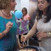 degustación quesos de La Alacena Carniceria