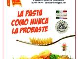 PROXIMO EVENTO, degustación de pasta: La pasta como nunca laprobaste