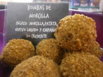 BOMBAS DE MORCILLA
